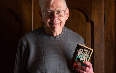 The Author Behind the Name: Romance Writer Bob Rogers